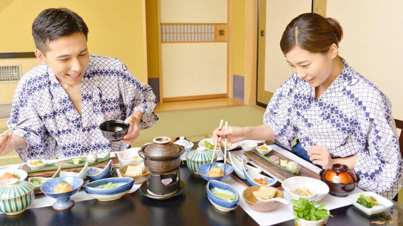 ryokan meals