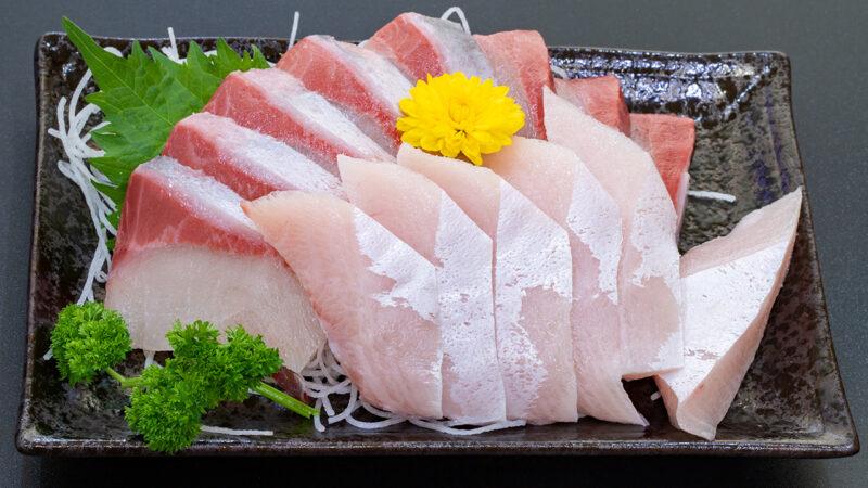 sashimi fish Japan
