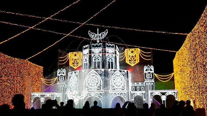 Sagamiko Resort illumination