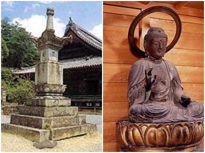 Jinshaku-ji temple