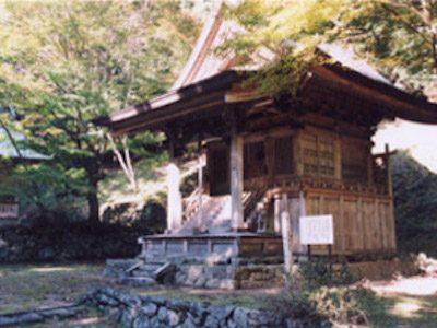Kasagata-jinja Shrine