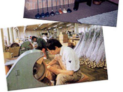 Golf club head manufacturing factory tour